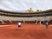 València arropa al equipo español de tenis en las horas previas a la Copa Davis (3)
