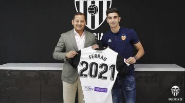 Valencia CF Anyl Murthy