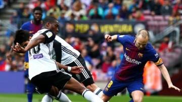 Valencia Cf Kongdobia Iniesta