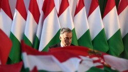 Viktor Orban Pte Hungría