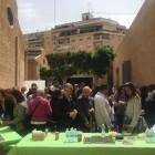 Los vecinos de Bombas Gens desarrollan un proyecto en el Centro de Arte