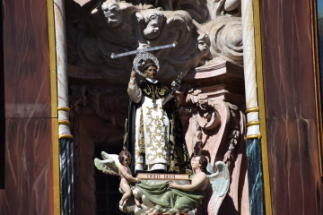 procesion de San Vicente Ferrer Valencia (1)