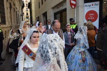 procesion de San Vicente Ferrer Valencia (105)