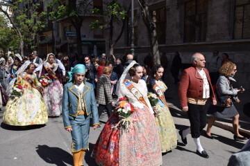 procesion de San Vicente Ferrer Valencia (12)