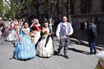 procesion de San Vicente Ferrer Valencia (14)