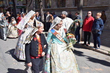 procesion de San Vicente Ferrer Valencia (15)
