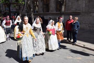 procesion de San Vicente Ferrer Valencia (20)