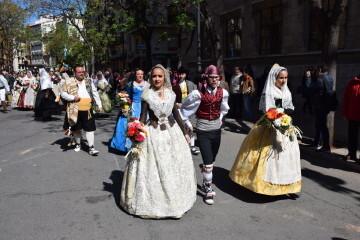 procesion de San Vicente Ferrer Valencia (21)