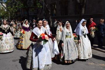 procesion de San Vicente Ferrer Valencia (24)
