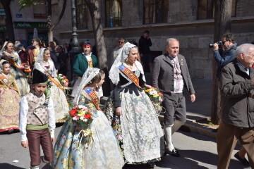 procesion de San Vicente Ferrer Valencia (25)