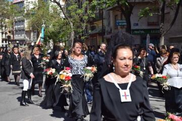 procesion de San Vicente Ferrer Valencia (28)