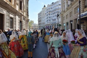 procesion de San Vicente Ferrer Valencia (37)
