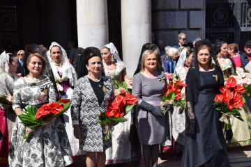 procesion de San Vicente Ferrer Valencia (48)