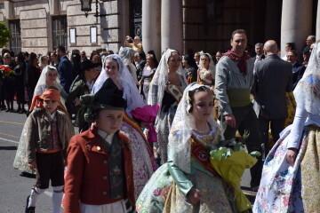 procesion de San Vicente Ferrer Valencia (55)