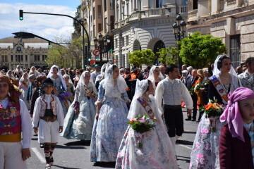 procesion de San Vicente Ferrer Valencia (56)