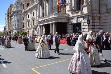 procesion de San Vicente Ferrer Valencia (77)