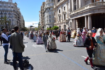 procesion de San Vicente Ferrer Valencia (78)