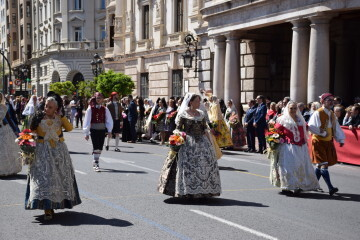 procesion de San Vicente Ferrer Valencia (81)