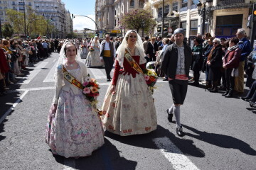 procesion de San Vicente Ferrer Valencia (85)