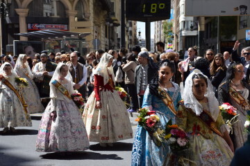 procesion de San Vicente Ferrer Valencia (89)