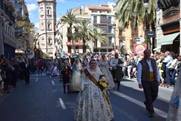 procesion de San Vicente Ferrer Valencia (90)