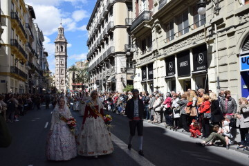 procesion de San Vicente Ferrer Valencia (94)
