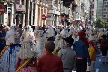 procesion de San Vicente Ferrer Valencia (95)