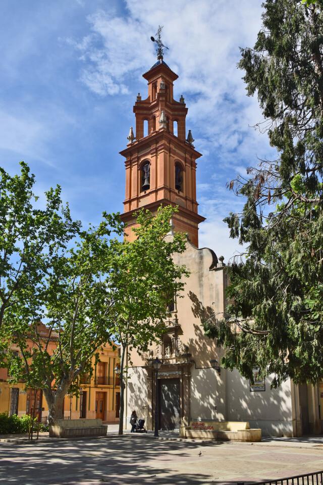 03_L'església de Campanar on estan soterrats els descendents de Muntaner_Foto Tono Giménez