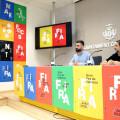 VALENCIA  2018-05-25 El regidor de Cultura Festiva, Pere Fuset, presenta en roda de premsa ÒLa imatge de la Gran FiraÓ.