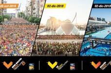 10K Valencia Trinidad Alfonso se gana la 'Etiqueta Bronce' que se suma al Oro del Medio y Maratón.