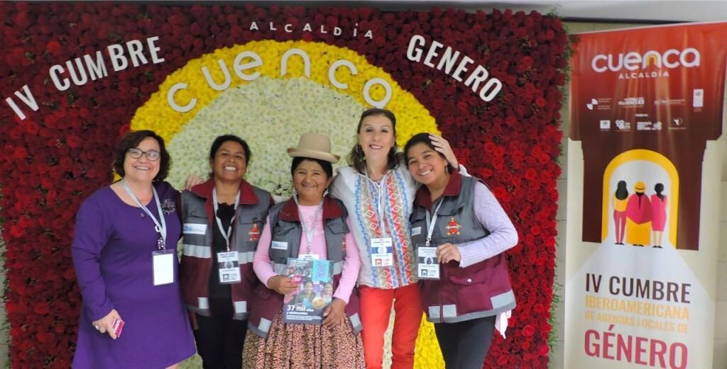 19-05-2018 cumbre equador Ali Brancal