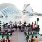 Un Lago de Conciertos vuelve con un espectáculo de Soundpainting este viernes 25 de mayo