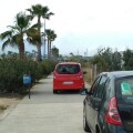 AVANT Benidorm, Los Verdes Benidorm y UCIN Benidorm denuncian el uso indebido de aceras por vehículos