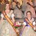 Amparo Petrie i Neus Suarez, falleres majors de Dénia 2019