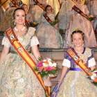 Amparo Petrie Fernández y Neus Suárez Femenia, Falleras Mayores de Dénia 2019