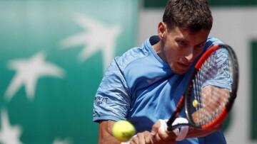 Carreño Pablo Roland Garros