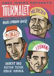Cartel oficial Tourmalet vertical diseñado por ©Lawerta
