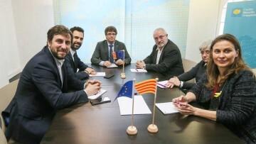 Comin Puig Serret, Puigdemont