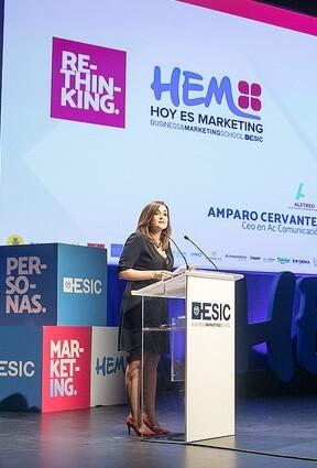ESIC celebró ayer en Valencia la XV edición de HOY ES MARKETING.