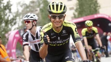 ESteban Chaves Giro 2018
