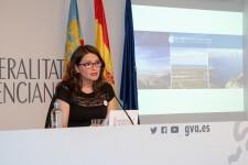 El Consell da el visto bueno al decreto por el que se aprueba el Plan de Acción Territorial de la Infraestructura Verde del Litoral de la Comunitat.