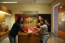 """El Museu de Prehistòria de València espera cientos de visitantes """"hiperconectados"""" en el Día y la Noche de este museo."""