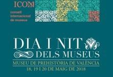 """El Museu de Prehistòria de València ofrece una programación """"hiperconectada"""" para el Dia y la Noche de los Museos."""
