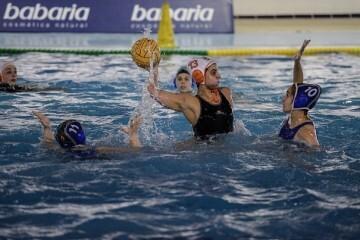 El mejor waterpolo femenino.