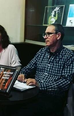 El periodista César Jara.