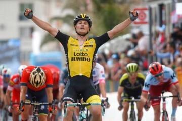 Enrico Battaglin Giro 2018