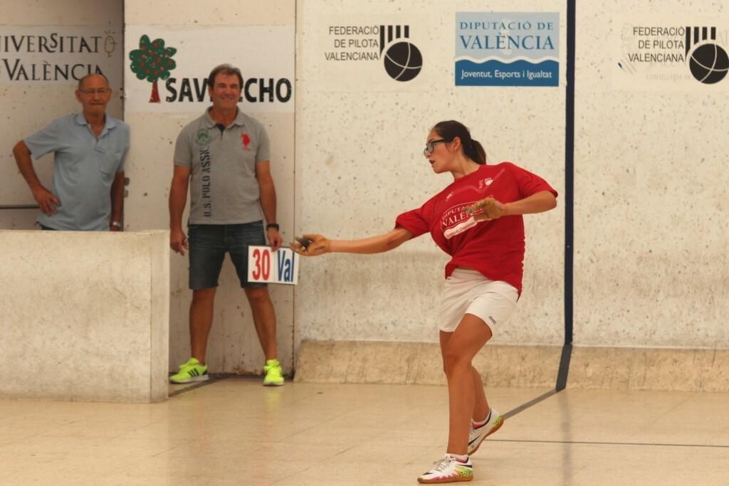 Erika de l'Alqueria jugarà en casa davant el primer classificat