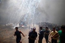 Gaza Protestas 5