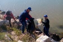 Hidraqua promueve la iniciativa Let's Clean Up Europe en Paterna, l'Eliana y Riba-Roja del Túria.