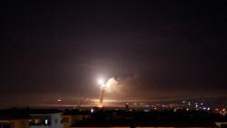 Israel ataca posiciones Sirias